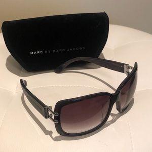 Marc by Marc Jacobs black Square Sunglasses